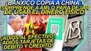 Banxico sorprende a AMLO con teconología China ¡el dinero en efectivo quedará obsoleto