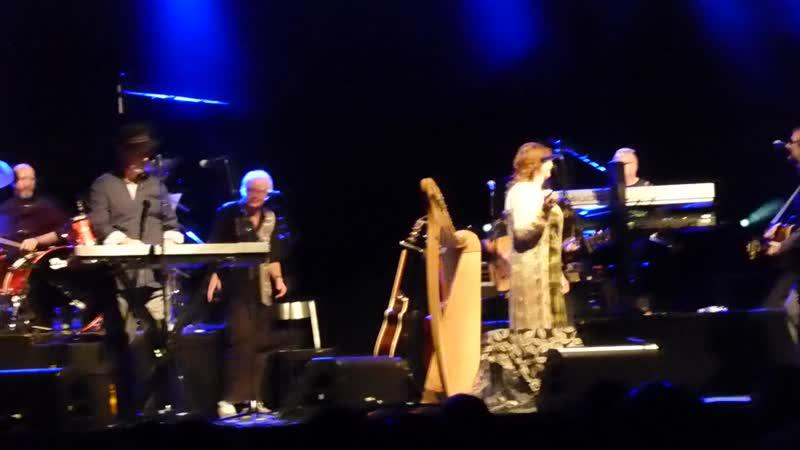 Clannad - A Mhuirnin O - live in Zurich @ Volkshaus 18.1.2013
