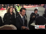 Andrew Garfield arriving to the Palm Springs International Film Festival Film Awards Gala in Palm Sp