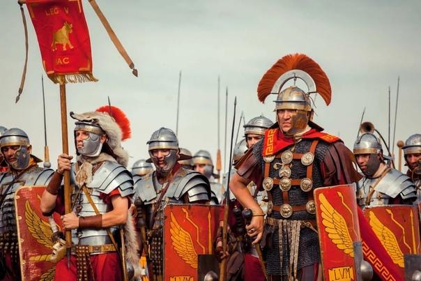 Как древним Римом уничтожались племена и народы.