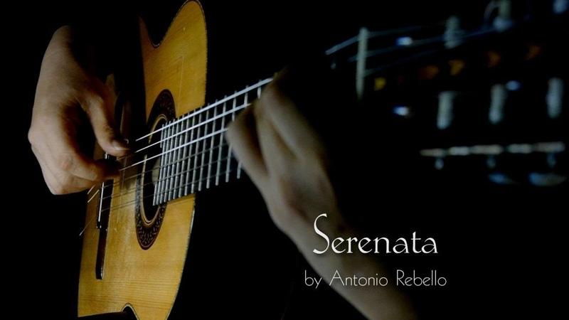 Yoo Sik Ro (노유식) plays Serenata by Antonio Rebello