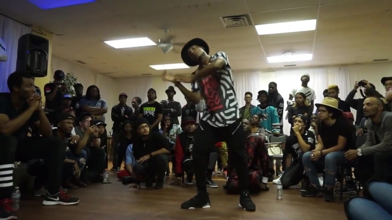Deep House presents: Insane Dance Battle Rounds 3 - Les Twins,Bluprint,Skitzo,Waydi and more