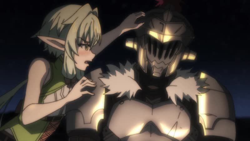 Goblin Slayer (2018) - 3 серия Dub (720p)
