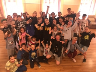 Саша гринго | dancehall, день 2 | let's go dance 2018