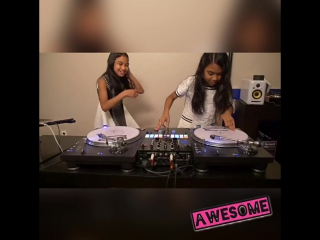 DJs Amira & Kayla