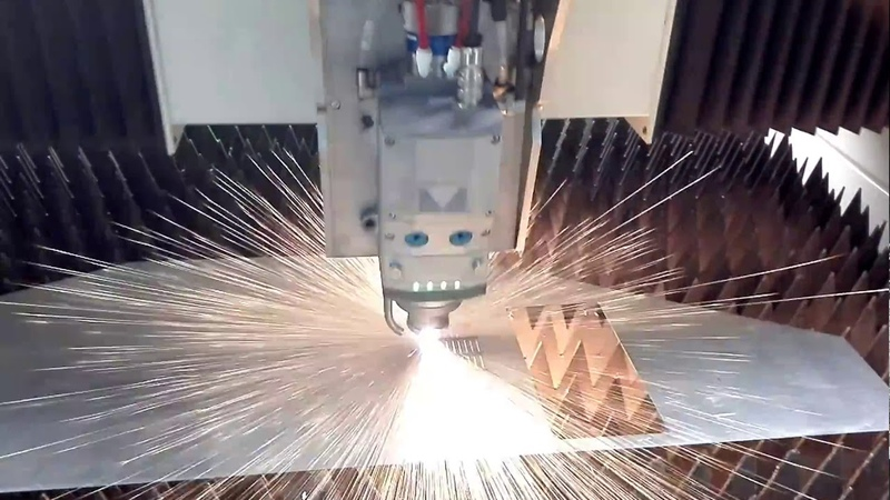 Установки лазерной резки Jordi серии LFJ