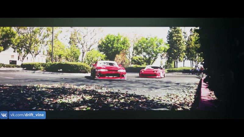 Drift Vine | Nissan silvia s14 Nissan 240sx parking drift