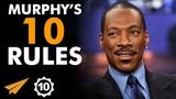 Eddie Murphy's Top 10 Rules For Success (@eddiemurphy)