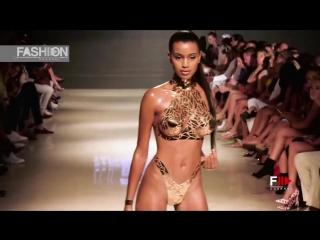 THE BLACK TAPE PROJECT Art Hearts Fashion Beach Miami Swim Week 2018 SS 2019 - Luxury Fashion World Exclusive