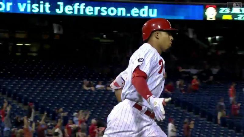 Aaron Altherr's grand slam © MLB.com