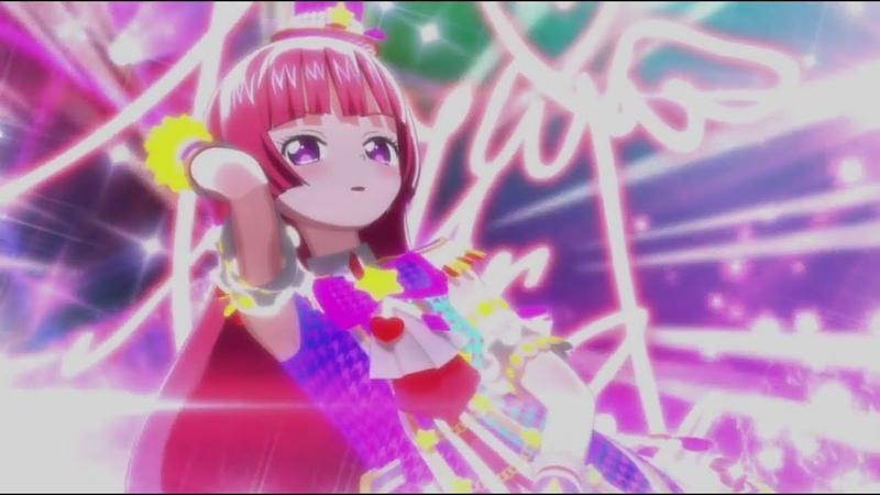 Idol Time Priparaアイドルタイムプリパラ EPISODE 07 SOPHIE HOJO 「Red Flash Revolution」