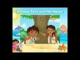 Диего, вперед! серия 2 Спасение морских черепах