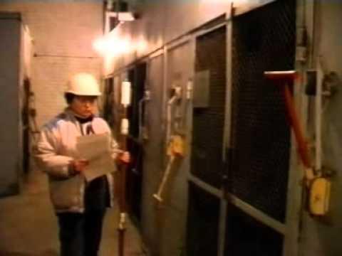 Производство работ в электроустановках