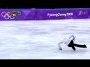 Yuzuru Hanyu FS OG 2018 rus