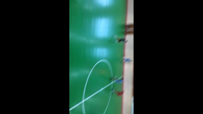 VI Чемпионат Тулы по мини-футболу. Первая лига. Западная конференция. 1-й тур.    АВАНГАРД - КОКОС