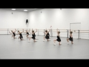 Танец арапчат из балета Дочь Фараона, 1 кл. МГАХ, Сириус 14.01.2017