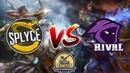 Splyce vs Team RivaL Grand Finals Smite World Championship 2019
