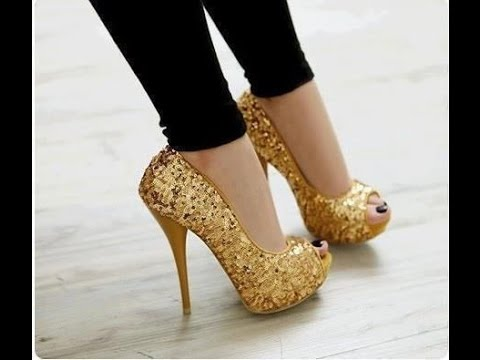 Latest Stylish ladies Shoes   latest Sandals Design   Bridal Shoes Design   Latest Summer Sandals