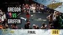 Gregor v Griffin - Final | UK Freestyle Championships 2018