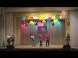 ОЛ БГУ 2013 - 1-я 1/4 - Команда молодости нашей (музномер)