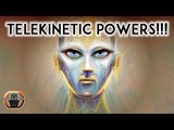 TELEKINESIS BRAINWAVE FREQUENCY For PSYCHIC POWERS, ESP And CLAIRVOYANCE UNLOCK The Power Within!
