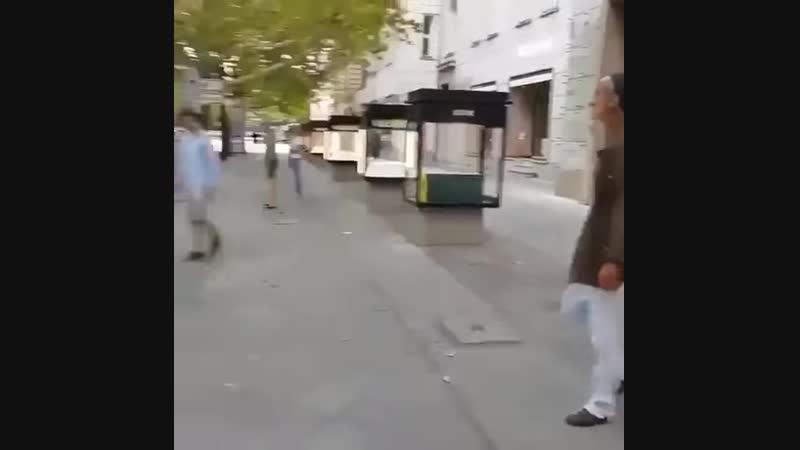 Damn homeless people