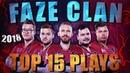 FaZe Clan - Top 15 Pro Plays Of 2018 CSGO