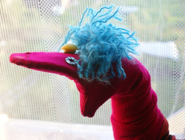 Куколка своими руками из носка 61