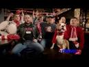 Фанаты Спартака поют про Новый год.