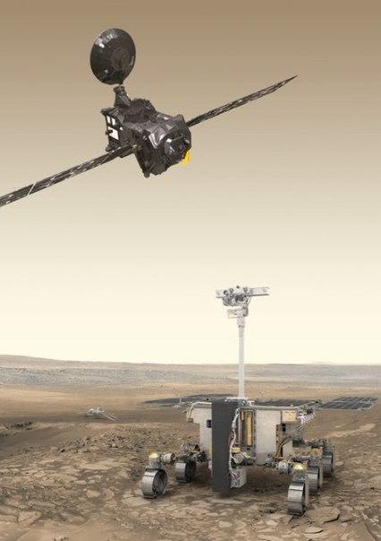 Руководство ЕКА публикует результаты расследования причин крушения спускаемого модуля Schiaparelli