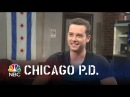 Chicago PD Jesse Lee Soffer on Chicago P D's Halstead Interview