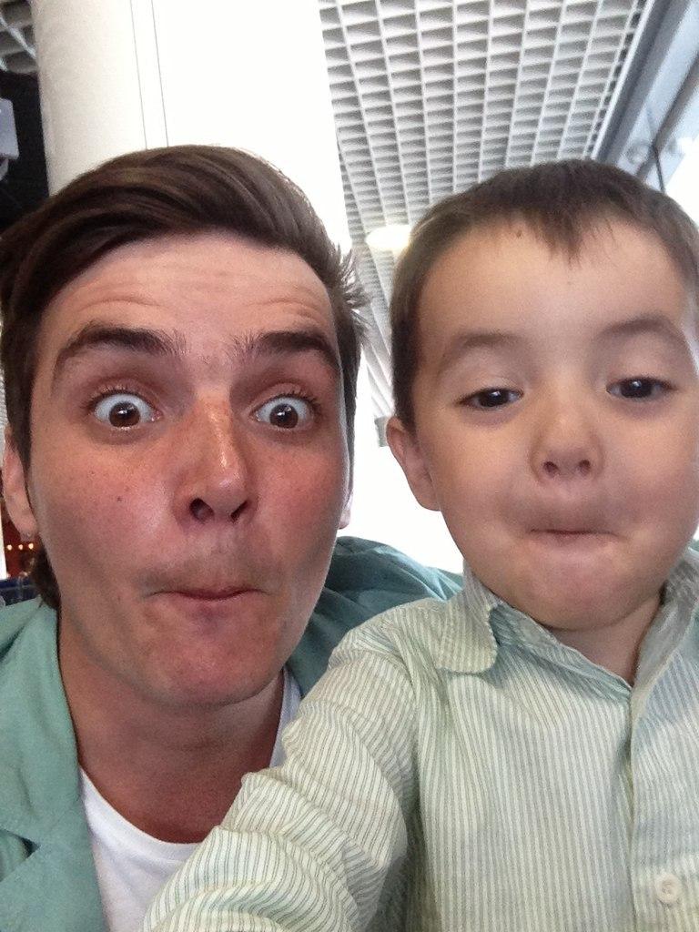 кузин евгений и его сын фото