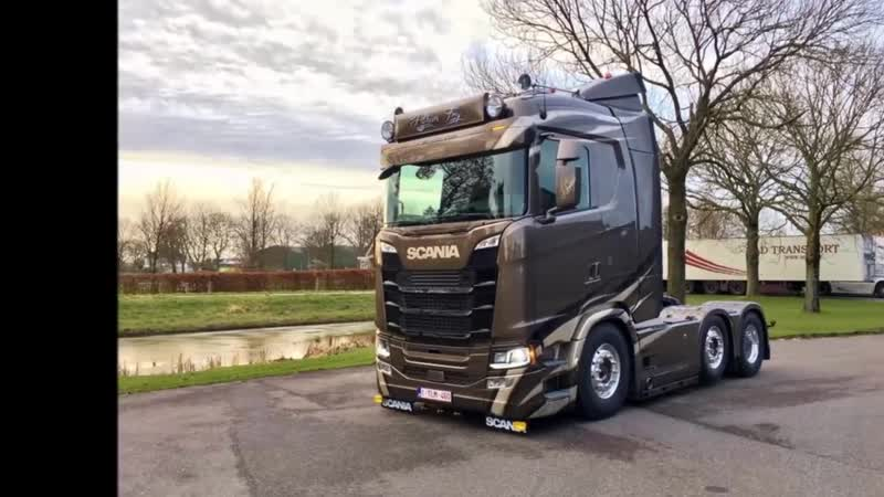 Robin Fry BE At Royal Class Truck Interiors