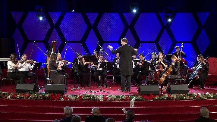 Моцарт Маленькая ночная серенада камерный оркестр Musica a Deo 04 01 16