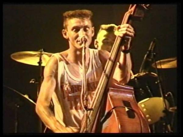 The Long Tall Texans - Long Tall Texan (Live at the Hummingbird Club in Birmingham, UK, 1988)