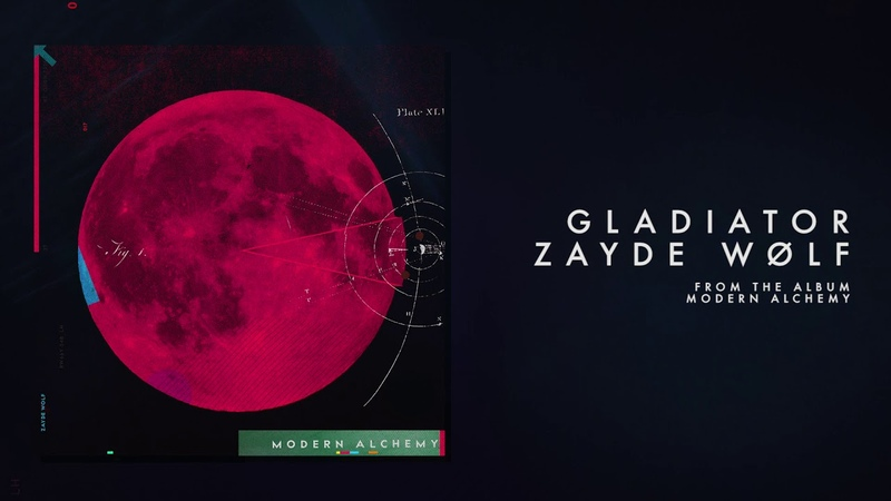 ZAYDE WOLF - GLADIATOR (Official Audio)