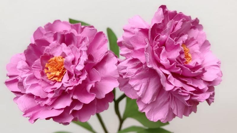 ABC TV   How To Make Paper Flower 10   Flower Die Cuts - Craft Tutorial