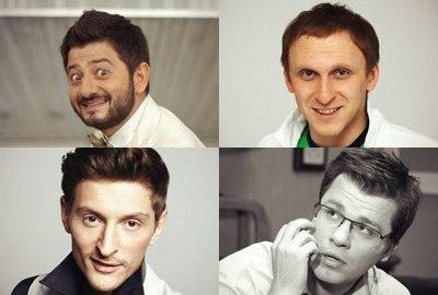 Известные люди ВКонтактe. Юмористы