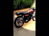 RD 250A Cafe Racer Project - Walk Around