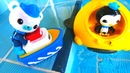 Octonauts oyuncakları Havuz maceralı Çocuk oyunları izle