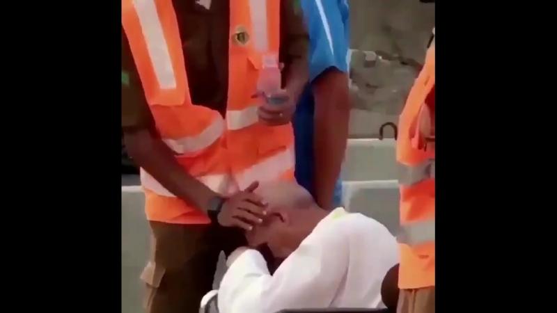 Вообще полиция в Саудии это отдельная история ))