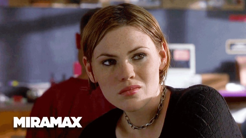 The Faculty   'Let Me Be a D' (HD) - Clea DuVall, Shawn Hatosy   MIRAMAX
