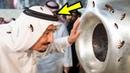 Suudi Arabistan Kralı Selman'ın Kabe'de Neler Yaptığını Görün! Tüm Dünyayı Şaşırttı