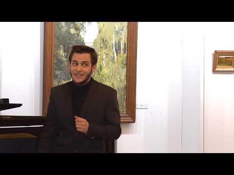 Г.Свиридов, стихи А.С.Пушкина Подъезжая под Ижоры исполняет Валерий Макаров