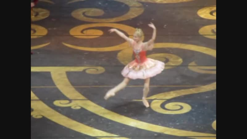 Евгения ОБРАЗЦОВА Вариация Авроры из балета Спящая красавица