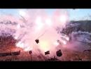 Красиво.Взрыв боекомплекта российского танка Т-90