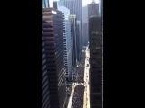 Ритуальная молитва 300 000 ультраортодоксальных иудеев в центре Нью-Йорка