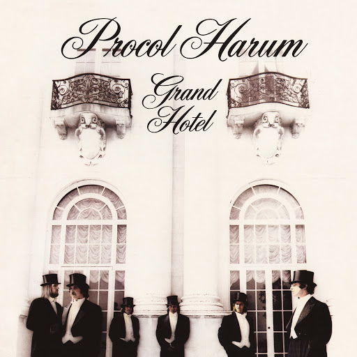 Procol Harum альбом Grand Hotel (Remastered & Expanded Edition)
