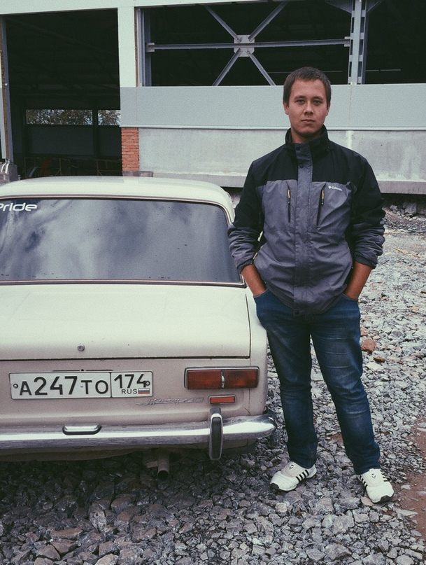 Patrakov, 22, Miass