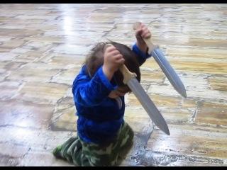 A.S.A.L.A - танец с ножами